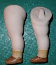 antique legs for dollhouse doll lastic fixing 2.98""
