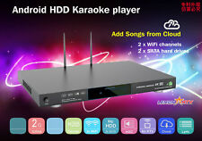 Vietnamese Android 4TB HDD 4K Karaoke Player, 29k songs (New model 2016)