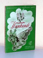 C. Klocke/G. Troost: Praktische Weinkunde (1953)