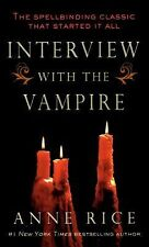 The Vampire Chronicles: Interview with the Vampire Bk. 1 by Anne Rice (1993,...