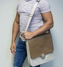 GPO 170.638 Stylish Cream & Tan Design Keep your Vinyl Safe with New Record Bag
