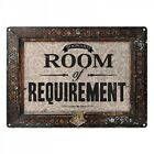 Tin Sign - Harry Potter Room of Requirement 15 x 21cm