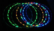 90CM light flash LED plus Hula hula hoop fitness increased */