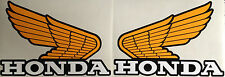 HONDA RC30 PETROL TANK WING DECALS