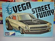 "MPC 1971 CHEVROLET VEGA ""STREET FUNNY"" #1-0454-225 71 1/25 AMT UNBUILT MODEL KIT"
