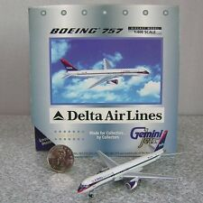 1/400 Gemini Jets N601DL Delta Airlines Boeing B757-200 Discontinued GJDAL073