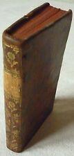 HORACE - Odes d'Horace, traduites par feu M. l'abbé Des Fontaines (1754)