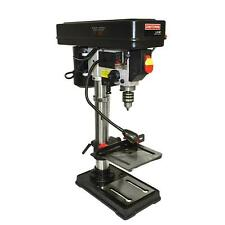 "Craftsman 10"" Bench Laser Drill Press 1/2 HP Motor Garage Power Tools Adjustable"