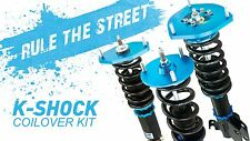 HOLDEN VR VS UTE SOLID DIFF K-SHOCK COILOVER 24 LEVEL DAMPING FULL SET
