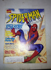 Vintage Spring 1996 Marvel Comics Spider-Man Magazine for Kids Spidey Vs Spidey