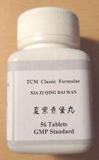 3pks Xia Zi Qing Dai Wan Pian for Eczema Acne Psoriasis Itchy Skin Hives Rash