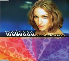 MADONNA - BEAUTIFUL STRANGER 3 TRACK CD SINGLE Austin Powers Spy Who Shagged Me