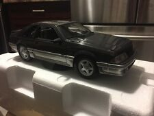 GMP 1:18 1992 FORD MUSTANG GT 5.0 Limited Ed