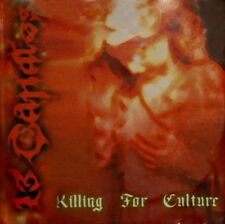 "13 CANDLES ""Killing for Culture"" CD RARE GOTHIC ROCK FIELDS OF THE NEPHILIM"