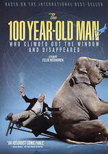 The 100 Year-Old Man Who Climbed Out The Window and Disappeared, New DVDs