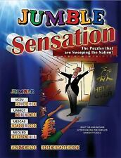Jumble Sensation: The Puzzles that Are Sweeping the Nation!, Tribune Media Servi