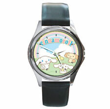 sanrio cinnamoroll and friends leather watch