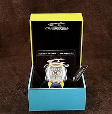 Renault F1 Team Chromotech Sports Watch New Condition In Box