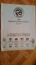 Forest City Iowa Winnebago-Itasca Travelers 1987 Grand National Rally Events