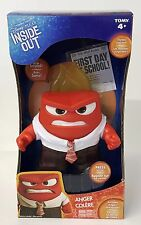 Disney Pixar - Inside Out - Anger Figure with Sound