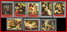 MANAMA - FAMOUS PAINTINGS fr.GERMANY imperforated  MNH  NUDE, RUBENS, BOUCHER