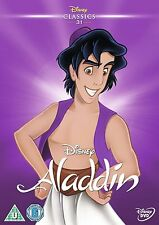 ALADDIN DVD ALLADIN O RING VERSION LIMITED EDITION Walt Disney New Sealed UK