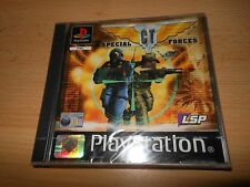 CT Special Forces PS1 new sealed