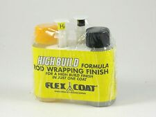 FLEX COAT HIGH BUILD ROD WRAPPING FINISH, 2 oz KIT W/SYRINGES