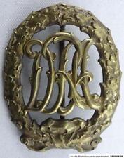 Sportabzeichen Bronze  DRA Wernstein Jena-Löbstedt + Mini