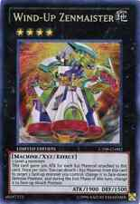 Wind-Up Zenmaister (CT08-EN002) - Secret Rare - Near Mint