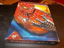 Spider-Man 3 (DVD, 3-Disc Set, Widescreen Deluxe Edition)
