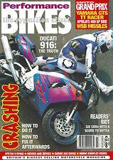Ducati 916 RGV Honda VFR750F RF900R Suzuki 350 Goose Aprilia RSV400 RGV250 VFR