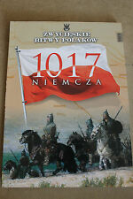 Winning the battles in the history of Poland Tom 18 Niemcza - 1017 Polish Book