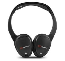 Universal SUV Rear Entertainment XO Vision IR620 Wireless Foldable Headphones