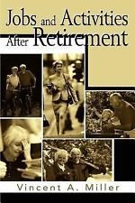 Jobs and Activities After Retirement-ExLibrary