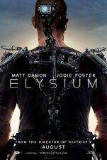 ELYSIUM 11.5x17 PROMO MOVIE POSTER