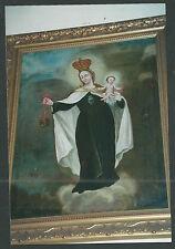 Foto de la Virgen del Carmen andachtsbild santino holy card santini