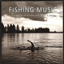 Ben Winship & David Thompson-Fishing Music CD NEW