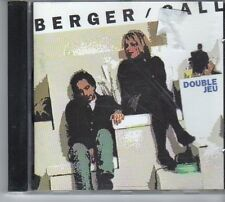 (ES354) Berger/Gall, Double Jeu - 1992 CD