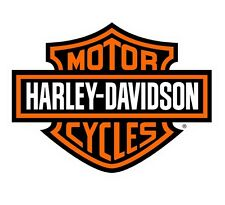 HARLEY DAVIDSON BAR & and SHIELD STICKER DECAL AUTO WINDOW BUMPER LARGE