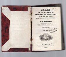 serie di meditazioni prediche ed istruzioni del sacerdote a.f.biamonti -