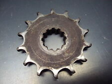 2002 02 KTM 65SX 65 SX MINI MOTORCYCLE 14T  14 TOOTH SPROCKET GEAR