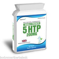 5HTP 200mg + + + Insomnio Ansiedad Depresión + control del apetito + serotonina
