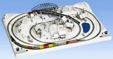 "NOCH 87090 Z Scale Layout ""Tirol"" 74x51x10.5 cm - NEW"