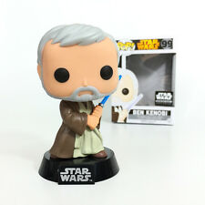 Ben Kenobi Cantina Star Wars Official Licenced Funko POP! Bobble Head RARE NEW