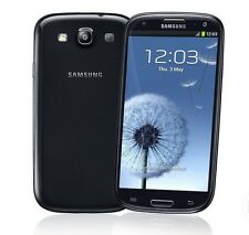 "New Samsung Galaxy S III GT-I9300 16GB 8MP 4.8"" Black Unlocked Smartphone"