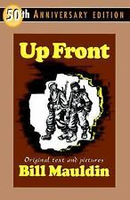 Up Front by Bill Mauldin (1945, Hardcover) Publuished by The World Pub. Company