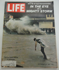 Life Magazine In The Eye Of a Mighty Storm September 1961 013015R