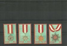 FIJI SG1385-1388 ORDER OF FIJI SET MNH