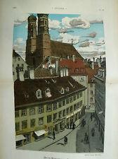 Die Jugend, Walter Georgi München, Jugendstil, Zeitschriften, Art Nouveau,